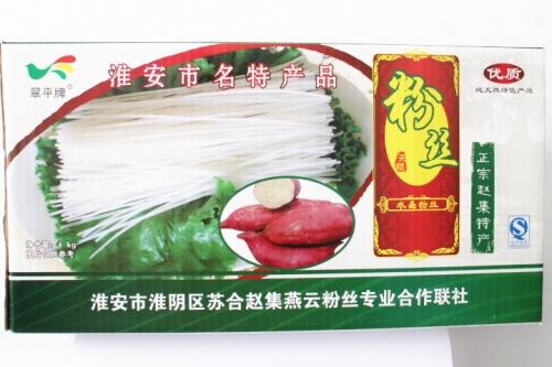 红薯粉丝4kg